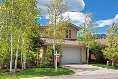Park City Single Family Home For Sale: 1049 Lincoln Lane