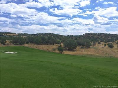 Tuhaye, Red Ledges Residential Lots & Land For Sale: 730 N Chimney Rock Rd (Lot 260)