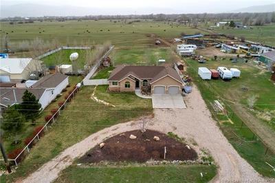 Oakley, Peoa Single Family Home For Sale: 4671 N Boulderville Road