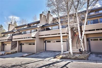 Park City Condo/Townhouse For Sale: 2186 Fenchurch #13