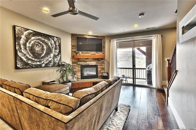 Heber City Condo/Townhouse For Sale: 13358 N Highmark Court #G5