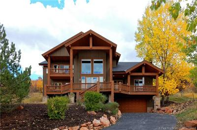 Park City Single Family Home For Sale: 2024 High Street