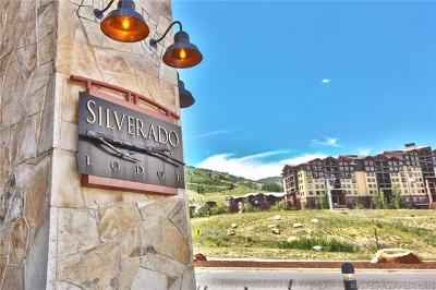 Park City Condo/Townhouse For Sale: 2653 Canyons Resort Drive #223
