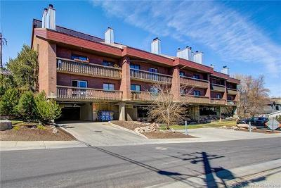 Park City Condo/Townhouse For Sale: 1401 Woodside #203