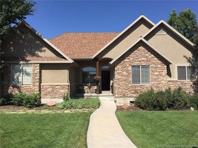 Heber City Single Family Home For Sale: 1014 Cobblestone Drive