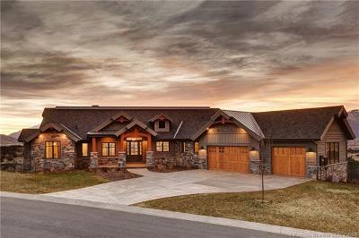 Heber City Single Family Home For Sale: 655 N Copper Belt Cir. (Lot 742)
