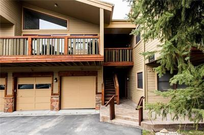 Park City Condo/Townhouse For Sale: 429 Saddle View Way #29