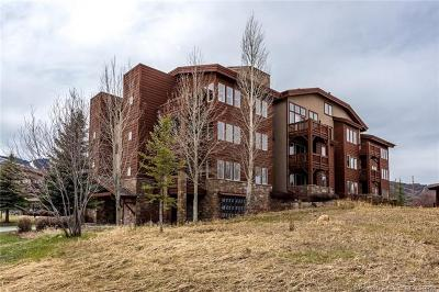 Park City Condo/Townhouse For Sale: 6785 N 2200 West #104