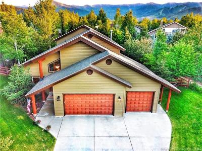 Park City Single Family Home For Sale: 961 Cutter Lane
