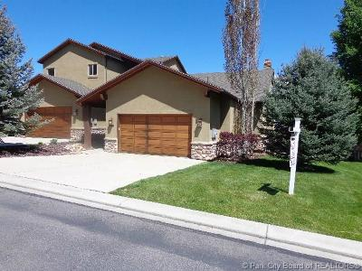 Midway Single Family Home For Sale: 528 N Ranch Way