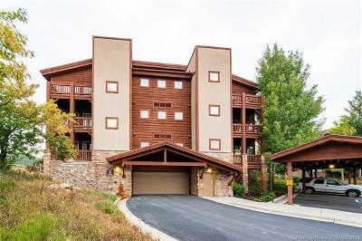 Park City Condo/Townhouse For Sale: 6749 N 2200 West #202