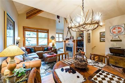 Park City Condo/Townhouse For Sale: 675 Deer Valley #11