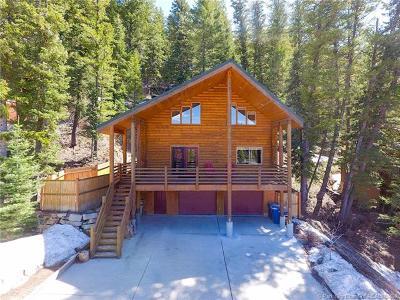Park City Single Family Home For Sale: 210 Saint Moritz Strasse