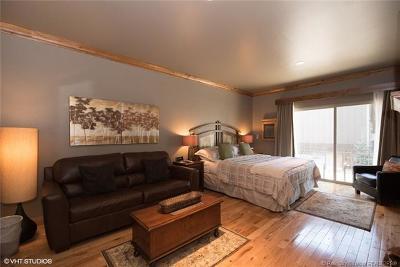 Park City Condo/Townhouse For Sale: 2245 Sidewinder Drives #510