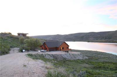 Heber City Single Family Home For Sale: 10097 E Lake Pines Drive