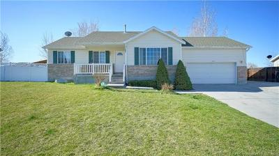 Heber City Single Family Home For Sale: 1006 E 220 North