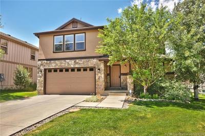 Park City Single Family Home For Sale: 956 E Mountain Willow Lane