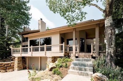 Park City Single Family Home For Sale: 3065 Oak Rim Lane