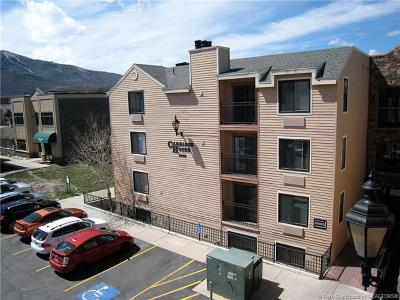 Park City Condo/Townhouse For Sale: 1940 Prospector Avenue #208