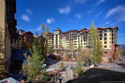 Park City Condo/Townhouse For Sale: 3855 N Grand Summit Drive #346