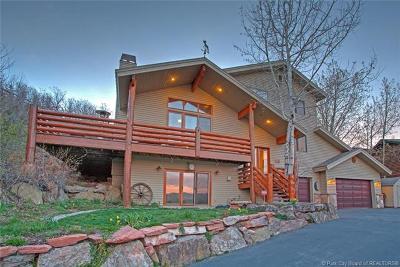 Single Family Home For Sale: 3760 Wagon Wheel Way