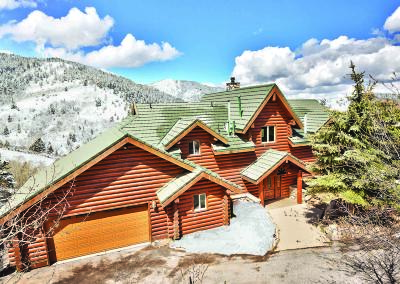 Park City Single Family Home For Sale: 7307 Pineridge Drive