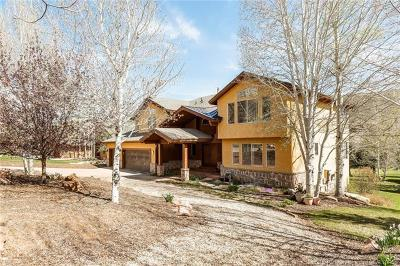 Single Family Home For Sale: 3140 W Homestead Road