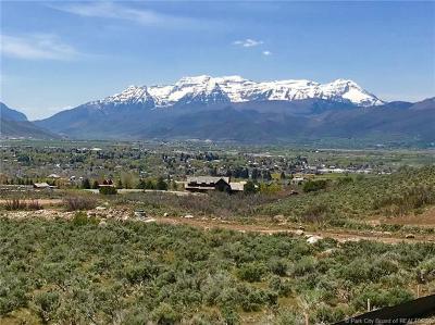 Tuhaye, Red Ledges Residential Lots & Land For Sale: 2082 E Explorer Peak Crt (Lot 233)
