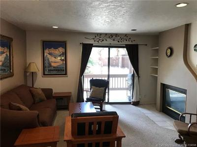 Park City Condo/Townhouse For Sale: 2025 Canyons Resort Drive #P-4