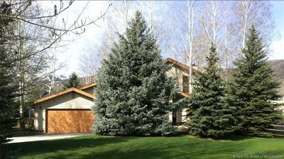 Park City Single Family Home For Sale: 5345 Ranch Place