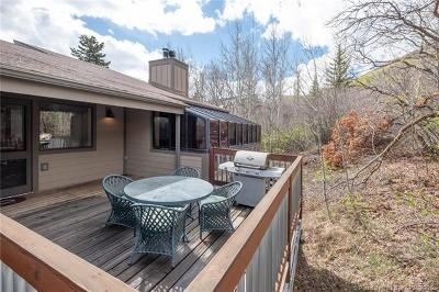 Park City Condo/Townhouse For Sale: 1467 Crescent Ridge #130