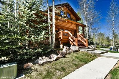 Park City Condo/Townhouse For Sale: 3988 N Timber Wolf #10A