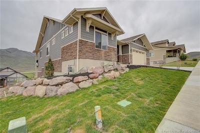 Heber City Single Family Home For Sale: 5335 N Oldgate
