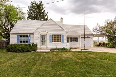 Midway Single Family Home For Sale: 882 River Road