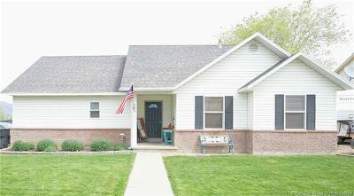 Heber City Single Family Home For Sale: 757 E 50 North