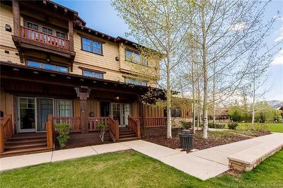 Park City Condo/Townhouse For Sale: 2001 Park Avenue #112
