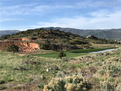Tuhaye, Red Ledges Residential Lots & Land For Sale: 706 N Chimney Rock Rd (Lot 262)