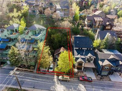 Park City Residential Lots & Land For Sale: 84 Daly Avenue