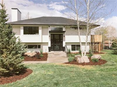 Park City Single Family Home For Sale: 2498 Little Kate Road