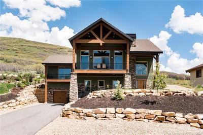 Park City UT Single Family Home For Sale: $1,279,000