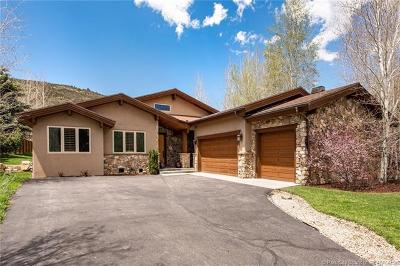 Park City Single Family Home For Sale: 5124 Heather Lane