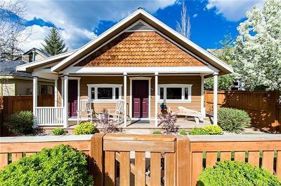 Park City Single Family Home For Sale: 1326 Park Avenue