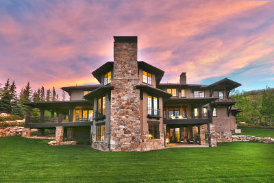Park City Single Family Home For Sale: 1090 Primrose Place