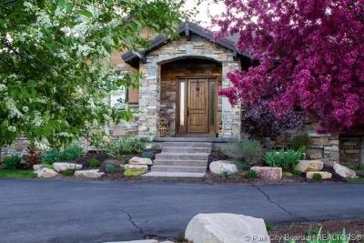 Midway Single Family Home For Sale: 715 Pine Canyon Road