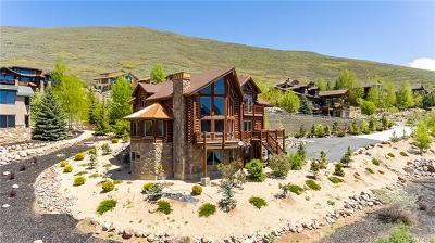 Kamas UT Single Family Home For Sale: $990,000