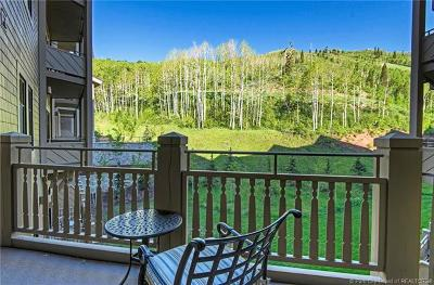 Park City UT Condo/Townhouse For Sale: $3,650,000