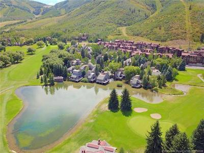 Park City Condo/Townhouse For Sale: 1700 Three Kings Drive #194