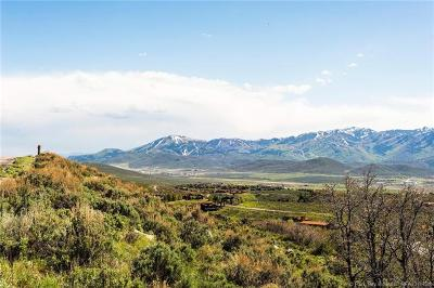 Park City Residential Lots & Land For Sale: 9427 N Promontory Summit Drive