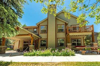 Park City Single Family Home For Sale: 1204 Angus Court