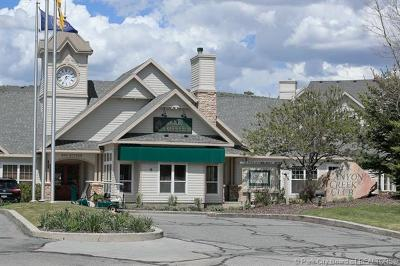 Park City Condo/Townhouse For Sale: 900 Bitner #F23